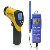 Temperature measuring devices