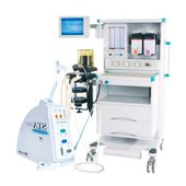 Equipment for anaesthesiology and intensive care