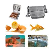 Poultry and fish farming equipment