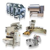 Equipment for bread and pasta production