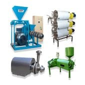 Equipment for oil and fat products manufacturing