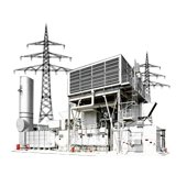 Power plants and distribution systems