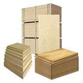 施胶的木材