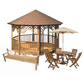 Garden and parks furniture
