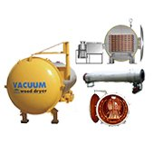 Wood and products drying equipment