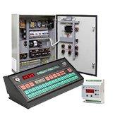 Sistemas de control de funcionamiento de equipo eléctrico