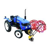 Mini tractors and motor blocks