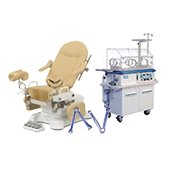 Equipment for obstetrics and gynaecology
