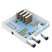 Servises of cargo storage