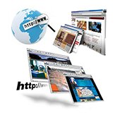 Website development and promotion