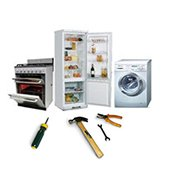 Repair and maintenance of household appliances