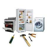 Επισκευή και συντήρηση οικιακών συσκευών