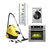 Home appliances rent and lease