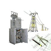 Design and construction work in power supply sector
