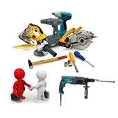 Utleie av verktøy