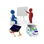 Education and training courses consultations