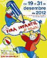 Infantil fair of Christmas