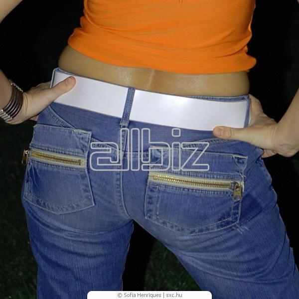 Allbiz 交易平台提供你们介绍含有 3 公司及企业发盘3 的目录 女是牛仔裤. 您不知道什么 女是牛仔裤 定购? 您可以查看规格,看照片 女是牛仔裤 又选择最佳的供应商和供应商. 通过网络目录很容易购买女是牛仔裤 ! 在Allbiz 在网上你只接下订单。