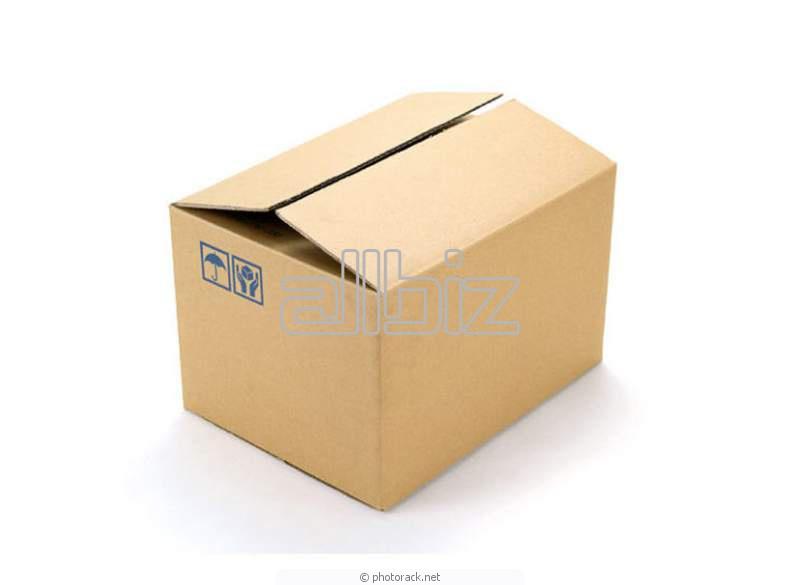 Allbiz 交易平台提供你们介绍含有 2 公司及企业发盘2 的目录 瓦楞纸包装. 您不知道什么 瓦楞纸包装 定购? 您可以查看规格,看照片 瓦楞纸包装 又选择最佳的供应商和供应商. 通过网络目录很容易购买瓦楞纸包装 ! 在Allbiz 在网上你只接下订单。