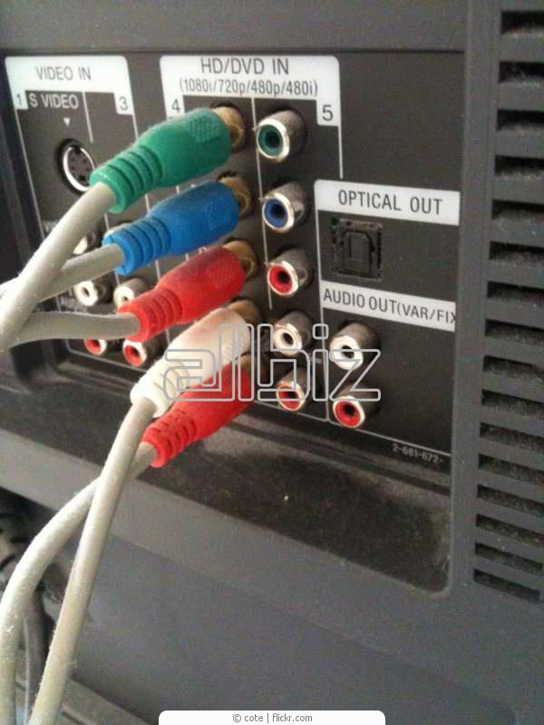 Заказать Провода и шнуры различного назначения по лучшей...  Компании: 157Продам.  Электротехника.