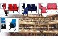 Кресла для актовых и конференц-залов