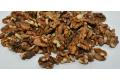 Чищенный орех янтарный