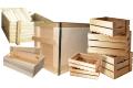 Контейнеры деревяные, ящики для хранения овощей и фруктов