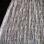 Сети рыболовные из нитки для промышленного лова,капроновые.