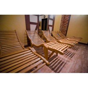 Лежаки и кресла для саун и бань