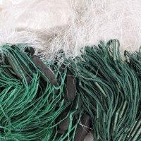 Сети рыболовные порежные (трехстенки) из лески для промышленного лова.