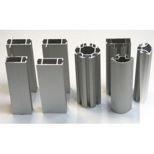 Торговый алюминиевый профиль и комплектующие для торговых витрин и прилавков