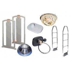 Защитные устройства EAS, безопасность торгового зала, антикражное оборудование