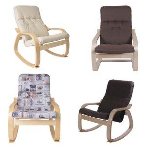 Кресла для отдыха, кресла-качалки