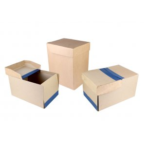 Архивные коробки