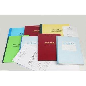 Бланки бух учета - Журналы книги учета