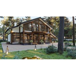 Новые проекты энергоэффективных домов
