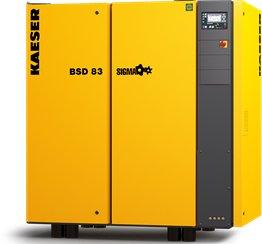 Компрессоры винтовые KAESER BSD до 8 м3/мин