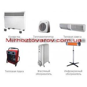 Обогреватели, конвекторы бытовые, тепловентиляторы  электрические