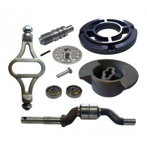 Запасные части, расходники и ремкомплекты для расходомеров