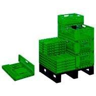 Складные пластиковые контейнеры