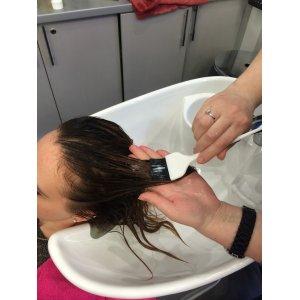 Выпрямление, восстановление волос