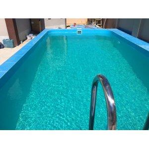 Строительство бассейнов - Construcția Piscinelor