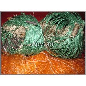 Промышленные сети для рыболовства. Промышленный лов.