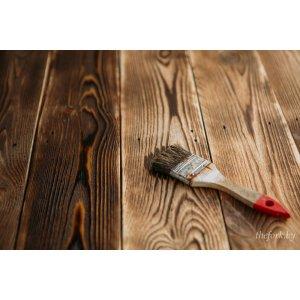 Покраска деревянных изделий.Малярные работы