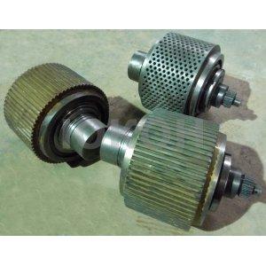 Запчасти гранулятора ГТ (ГТ-420, ГТ-500, ГТ-520, ГТ-630)