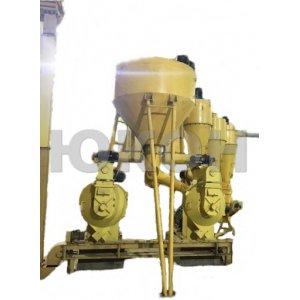 Линия гранулирования топливной гранулы и производство комбикорма