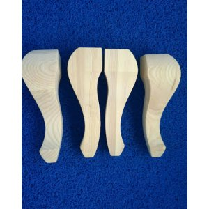 Гнутые, фигурные, венские ножки кабриоль
