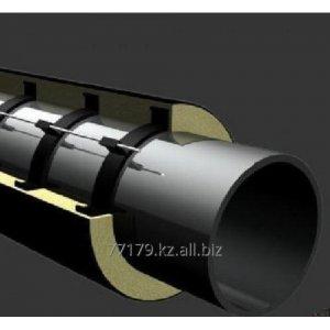 Стальные трубы и фасонные изделия в ППУ изоляции