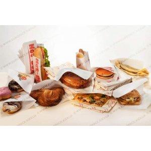 Бумажные пакеты саше для Fast-Food
