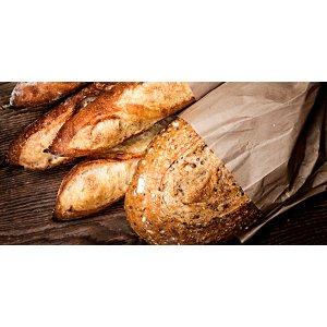 Бумажные пакеты для хлебобулочных изделий